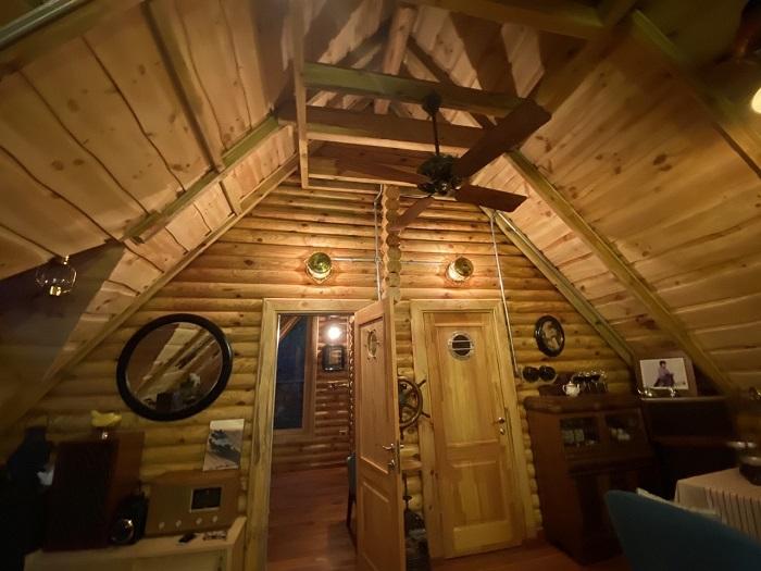 nhà gỗ tại di linh đà lạt