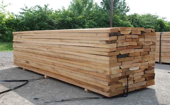 vật liệu gỗ sồi trắng