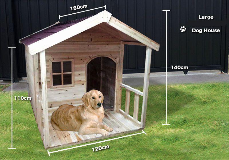 mẫu nhà gỗ cho thú cưng vật nuôi