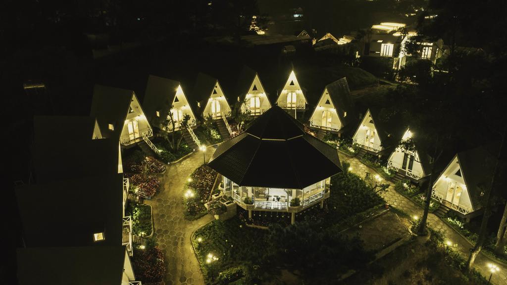 bungalow lâm phượng các hill