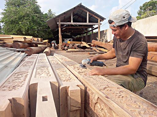 cách làm nhà gỗ