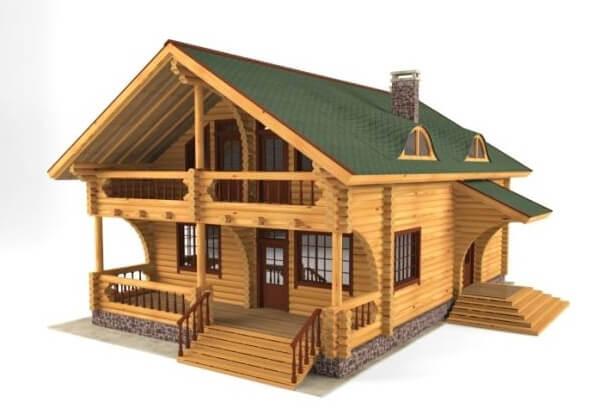 làm nhà gỗ giá bao nhiêu