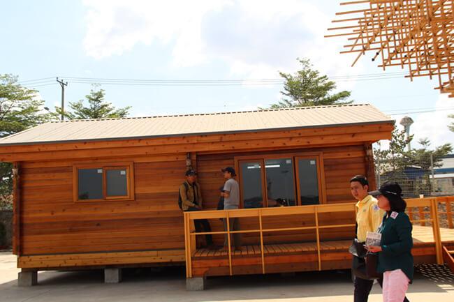 các mẫu nhà gỗ nhật bản