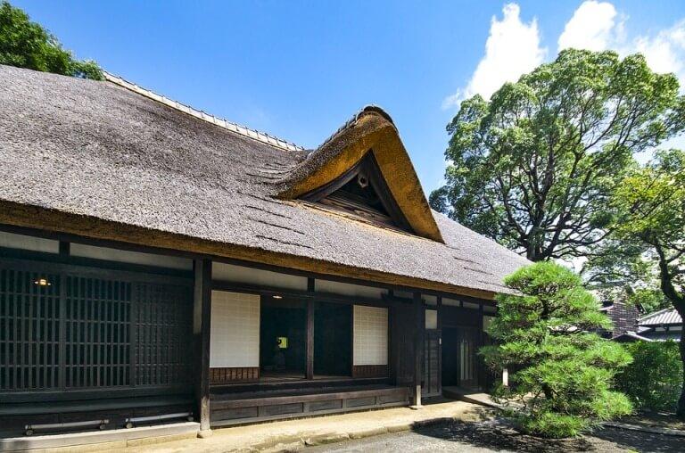nhà gỗ nhật engawa