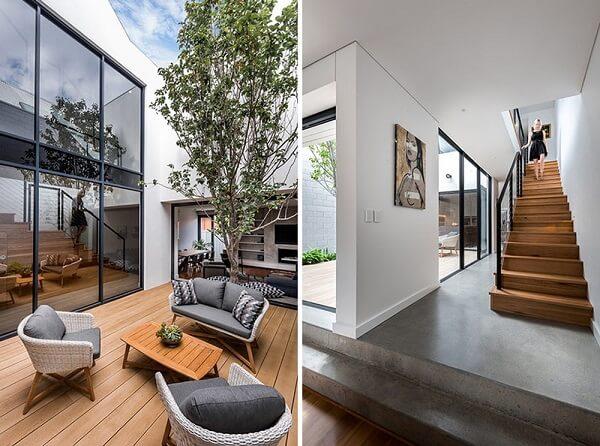 thiết kế nhà kiểu không gian mở